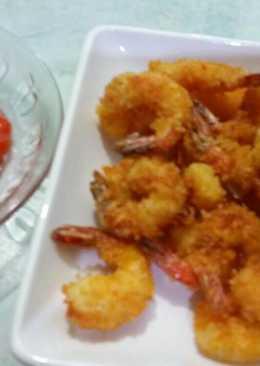 Udang tempura