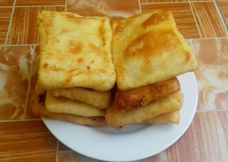 Resep Cake Tanpa Telur Jtt: Resep Martabak Telur Tanpa Kulit Lumpia Oleh MASTERPI
