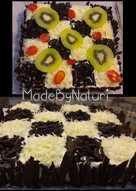 Eggless Chocolate Cake (no mixer)#Seninsemangat#Cookpadcommunity