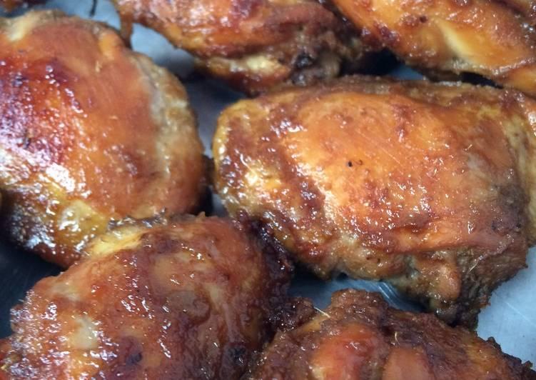 Resep Ayam Panggang Madu Karya malia rimbi