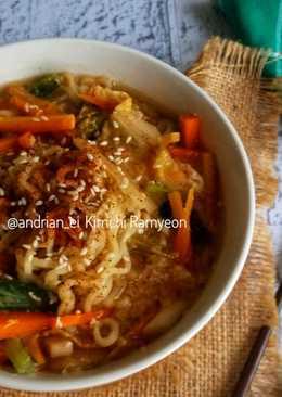 Kimchi Ramyeon #seninsemangat