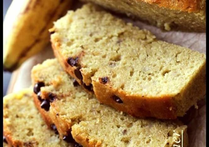 Resep Banana Cake Khas Jepang: Resep Banana Cake 5 Bahan Aja Very Yummy Oleh Tintin