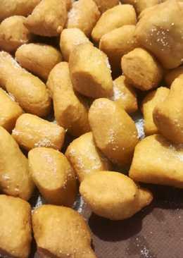 Keto-sesame snack (~biji ketapang)