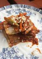 Kimchi (foto step by step)