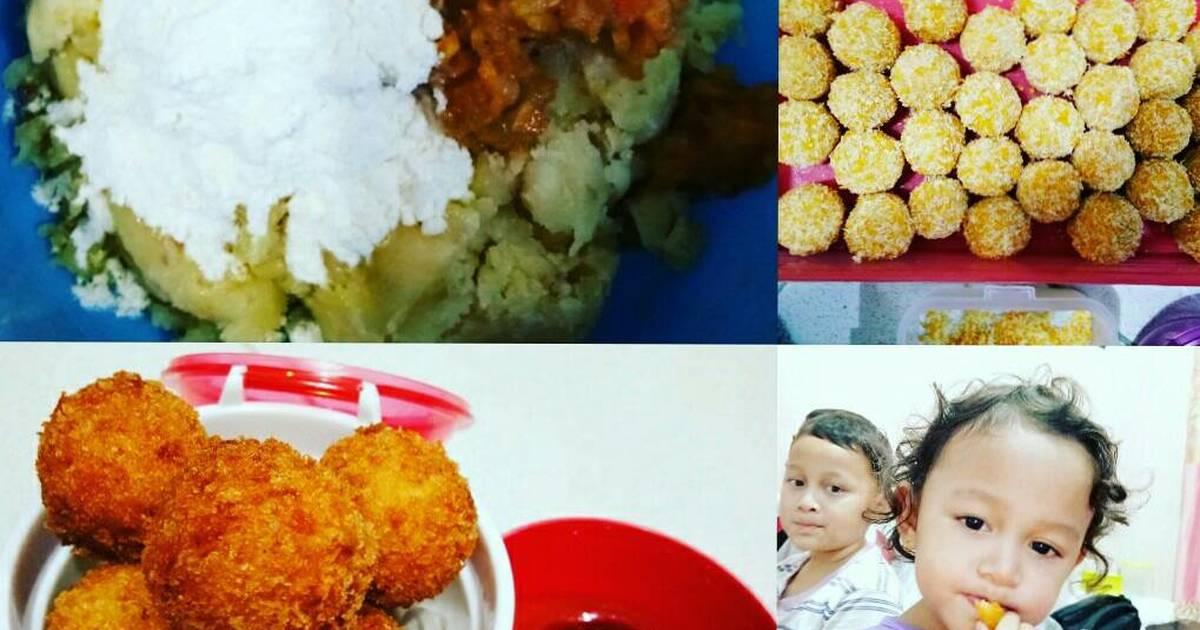 Kentang mozarella - 298 resep - Cookpad