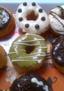 Donut Kentang Lembut Anti Gagal