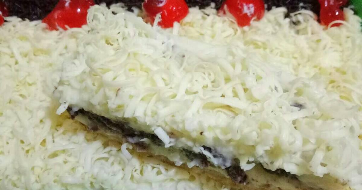 Resep Cake Kukus Lumer: Resep Cheese Cake Lumer Oleh Liliss