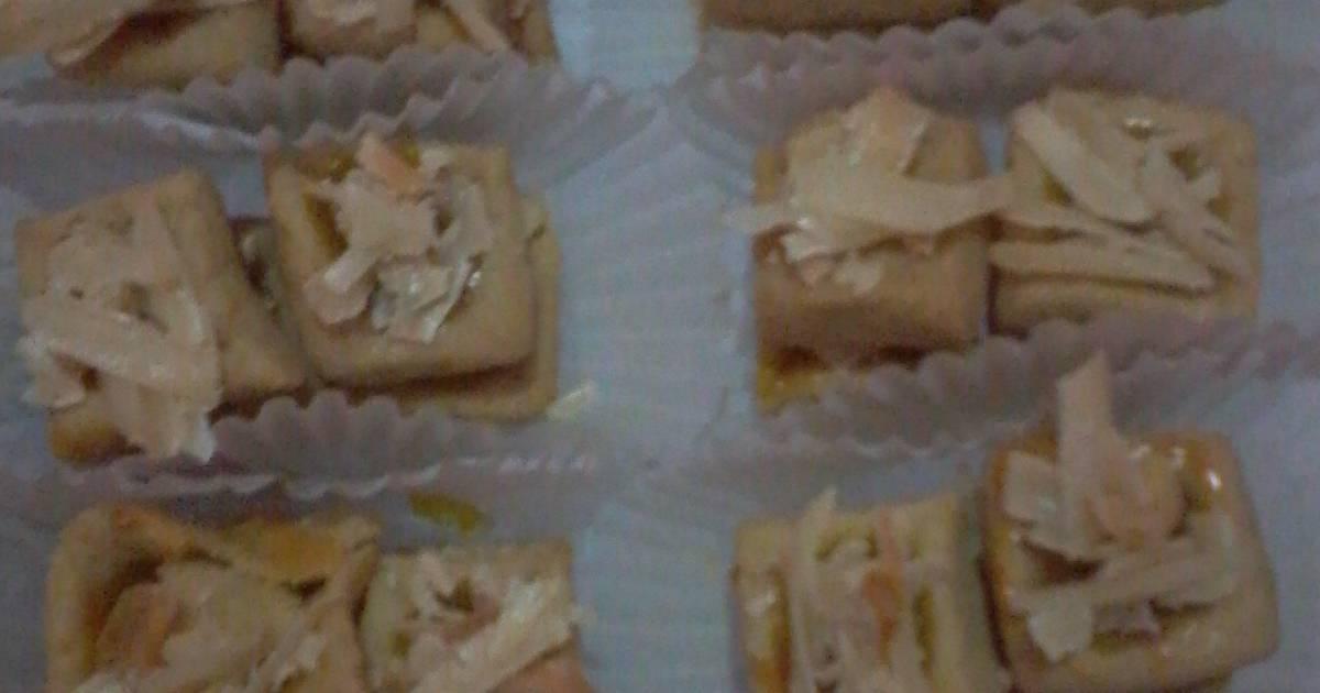 Resep nastar nanas keju
