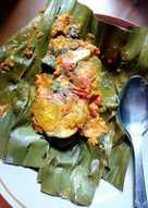 Pepes Ikan Patin