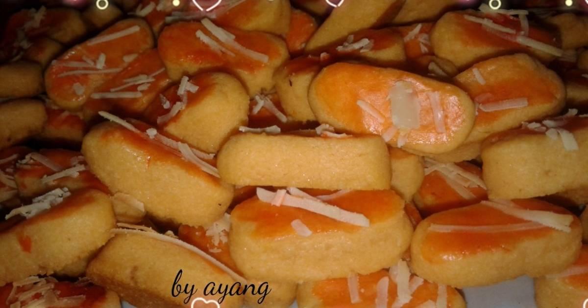 Resep Kastengel gurih lumer di mulut oleh Ayang_reog - Cookpad