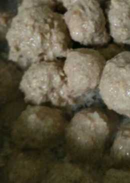 Bakso daging By bubu #keto