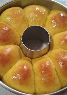 Roti sobek Labu Kuning #BikinRamadanBerkesan
