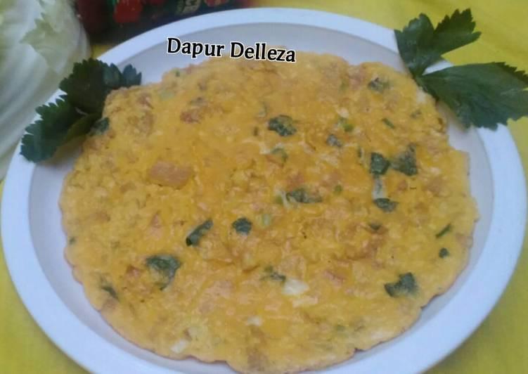 Omelet Tahu