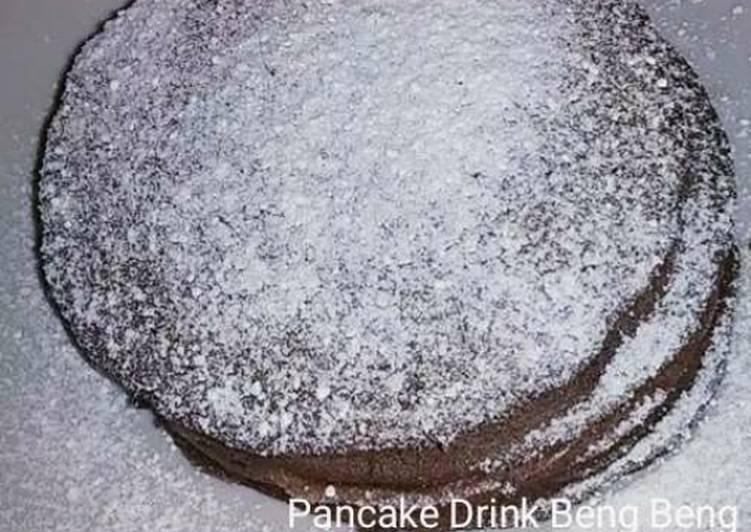 Pancake Drink Beng Beng