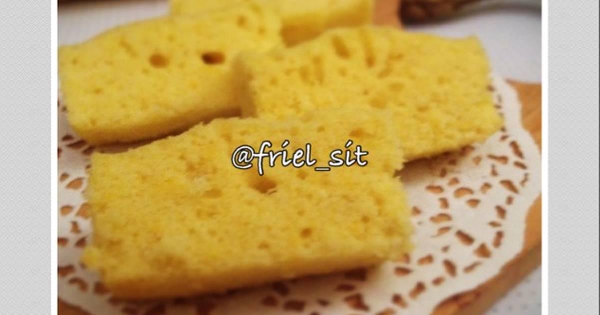 Resep Cake kukus jagung