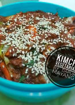 Kimchi Vegetarian