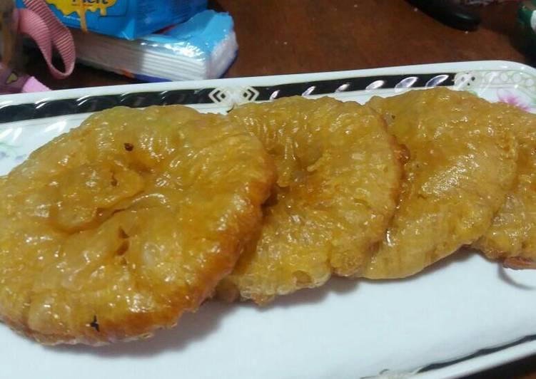 Resep Kue cucur gula merah Dari icha