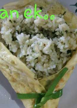 Nasi Goreng Bayam