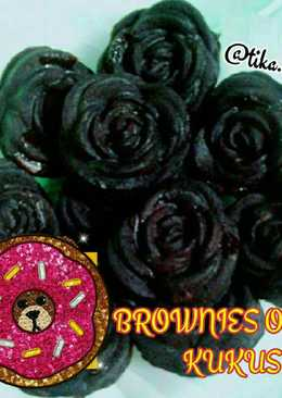 Brownies Oreo Kukus