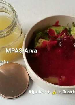 Puding & Juice Mixfruits (MPASI7bulanplus)