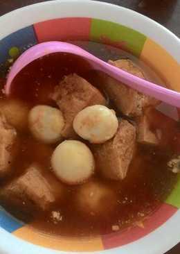 1 resep semur tahu amp puyuh enak dan sederhana   cookpad