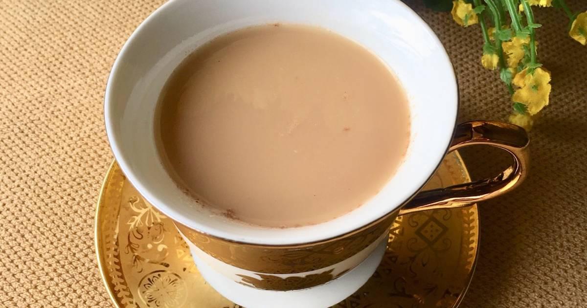 31 resep minuman susu kental manis teh tarik enak dan ...