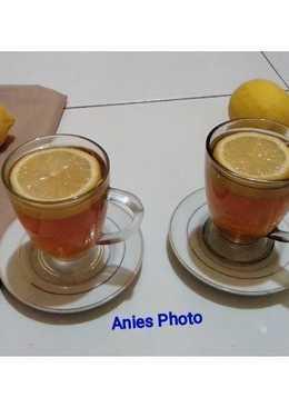 Teh Lemon Hangat