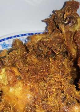 Ayam Goreng Bumbu Rempah (ayam Laos)