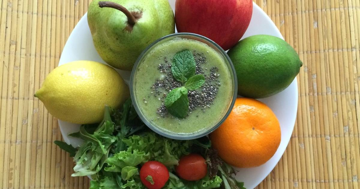 Resep Green Smoothies