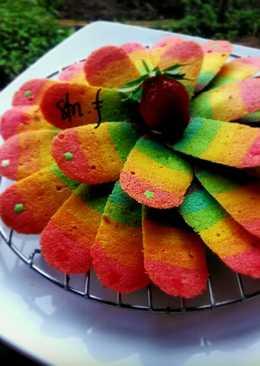 Rainbow lidah kucing #01 #BikinRamadhanBerkesan