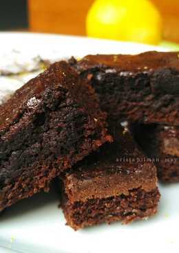 Mini Brownies [Niken Damayanti]