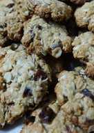 Camilan sehat Oatmeal Diet Lacta Cookies ala JTT