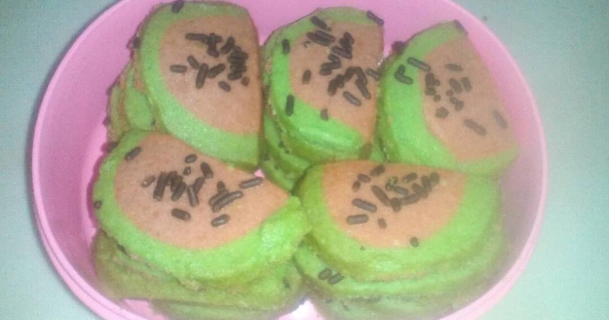 Resep Semangka butter cookies