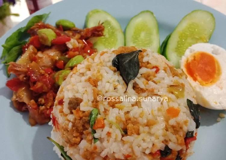 Resep Nasi Tutug Oncom oleh Ocha - Cookpad