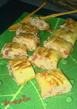 Tamagoyaki kilaaat⚡😻😻 (telur dadar gulung ala ala  jepang)