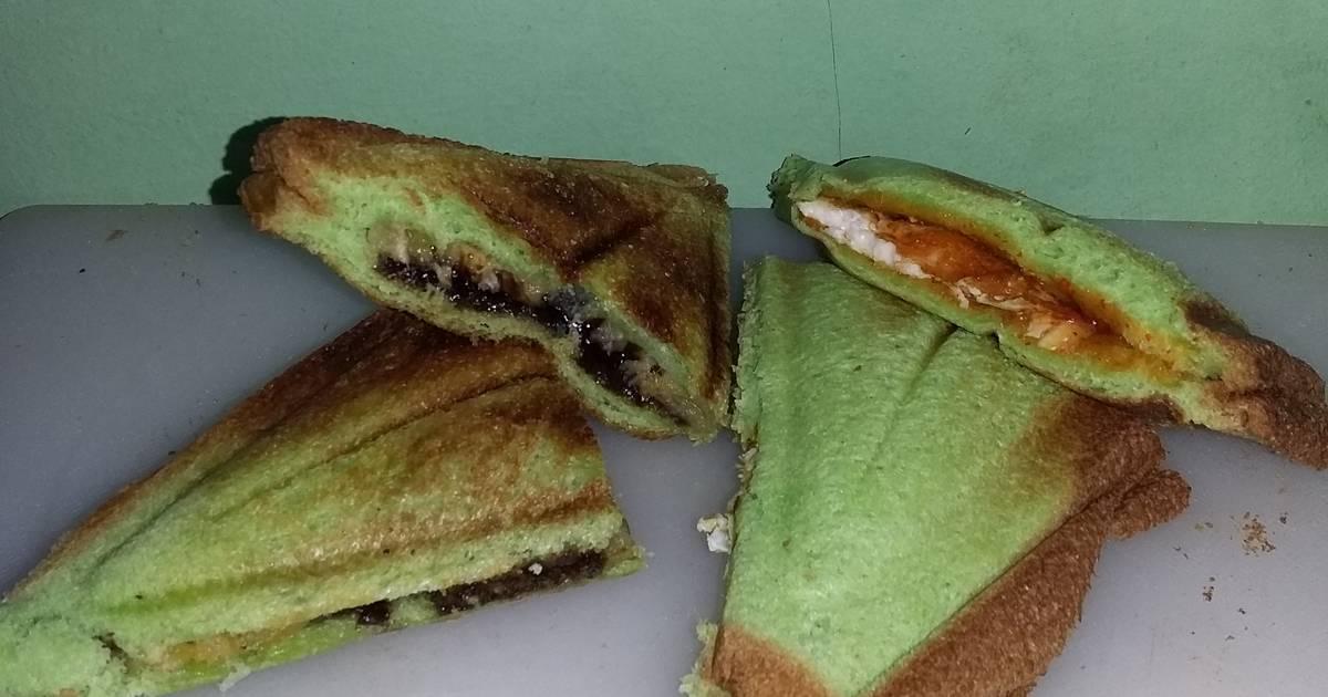 cara membuat roti panggang   431 resep   cookpad