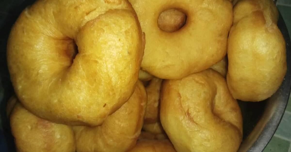 Resep Donat kentang oleh Mely Melinda - Cookpad