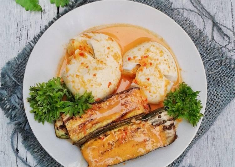 Resep Pecel Terong Telur (#pr_ masakanbersantan) Oleh Tanti
