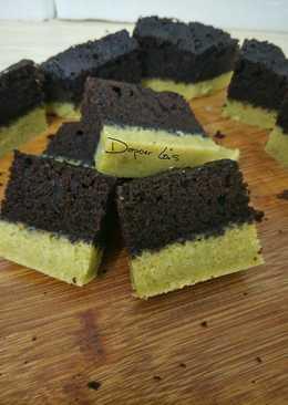 Brownies cokelat Brokoli Kukus