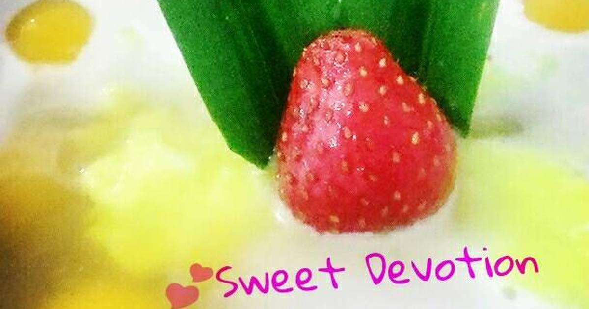 Resep 💕 Jenang sapar & bubur sum2 (kolak biji salak) Sweet Devotion