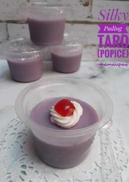 Silky Puding Taro (PopIce) #KamisManis