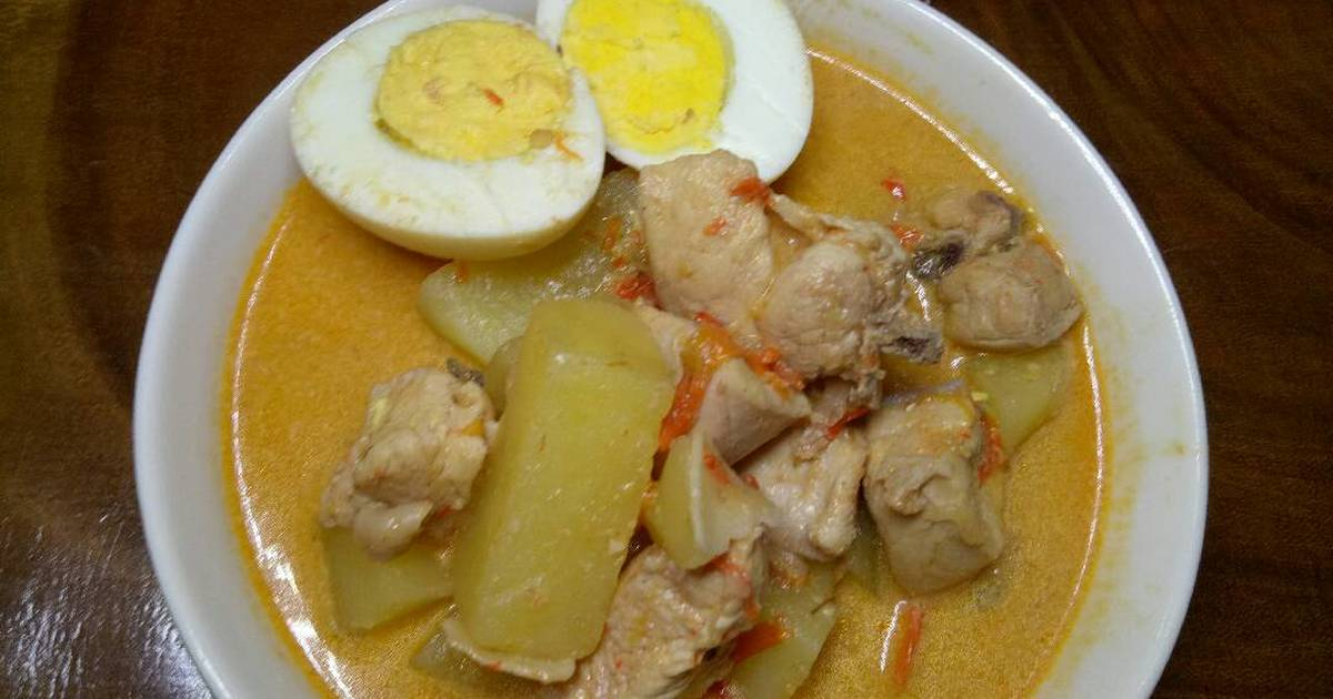 Resep Sambal goreng kentang berkuah oleh Stefani gunawan ...