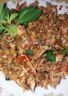 Tongkol Suwir Sambal Mercon #SeaFoodFestival