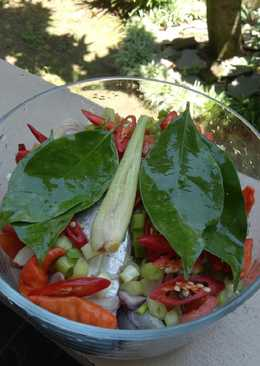Tim ikan layur (menu diet)