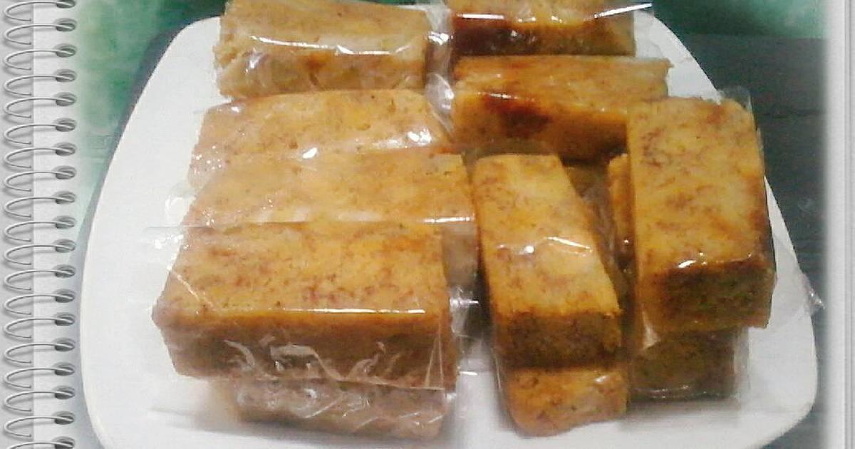 Resep Cake Keju Enak: 66 Resep Cake Pisang Keju Rumahan Yang Enak Dan Sederhana