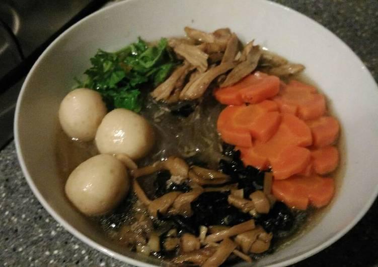 Resep Sup Kimlo Kiriman dari Richa Susanto