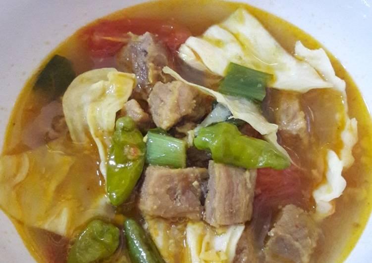 Resep Tongseng Daging Sapi By Dhian Kartikasari