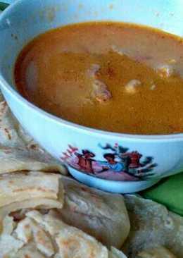 Chicken curry / Kari ayam ala pawon naylee