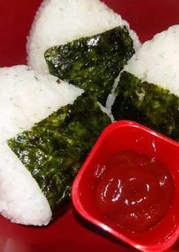 Onigiri Isi Daging