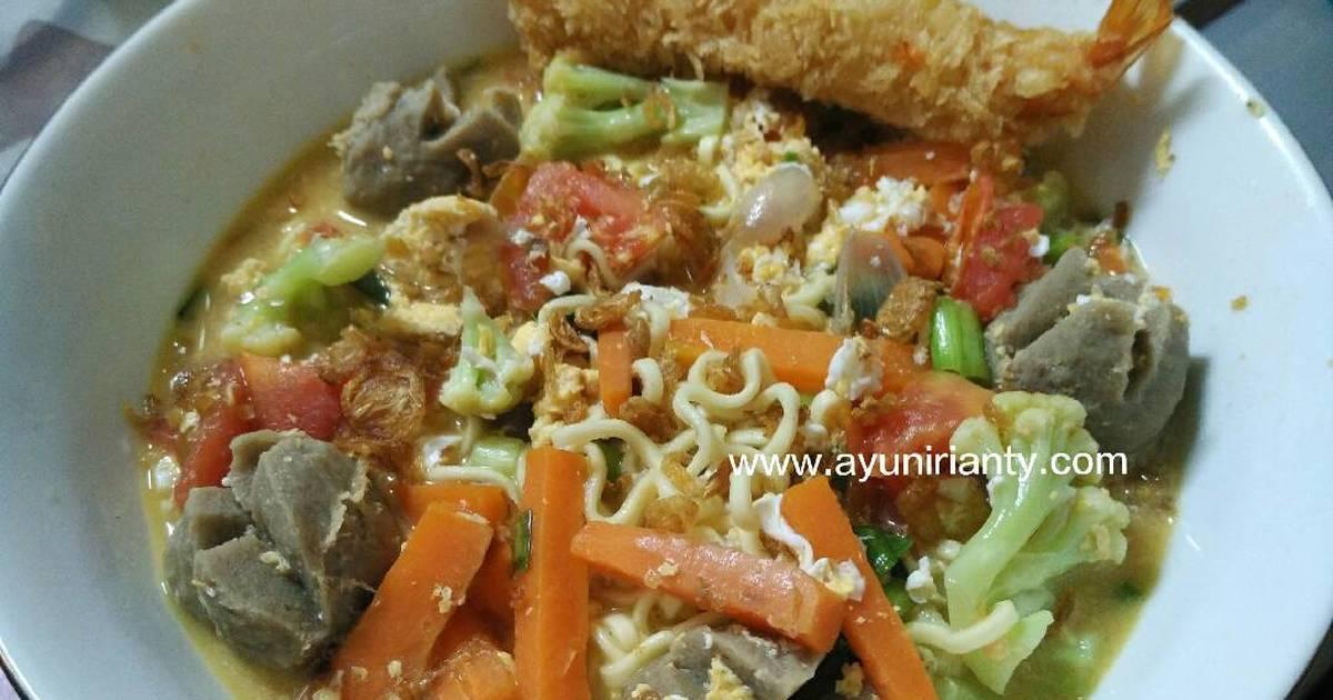 4 resep mie telor kuah sayuran enak dan sederhana   cookpad